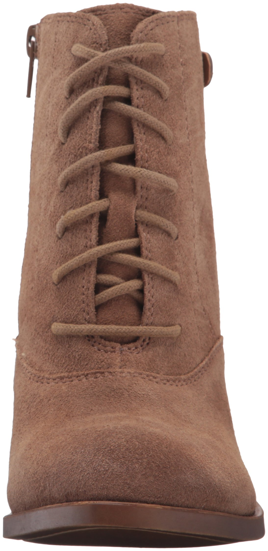 Lucky Brand Women's Echoh Ankle Bootie, Sesame, 10 M US by Lucky Brand (Image #4)