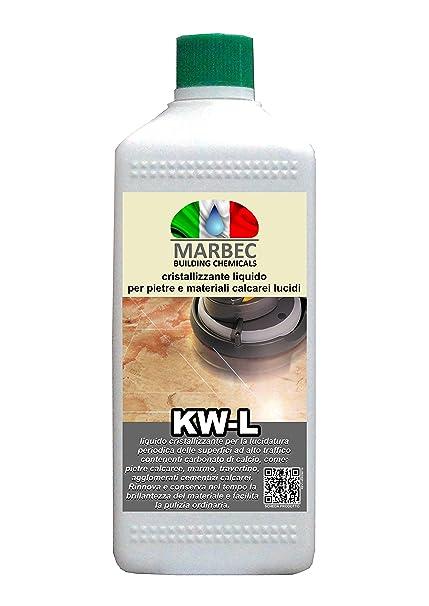 Mabrec Kw L 1lt Cristallizzante Liquido Per Pietre E Agglomerati
