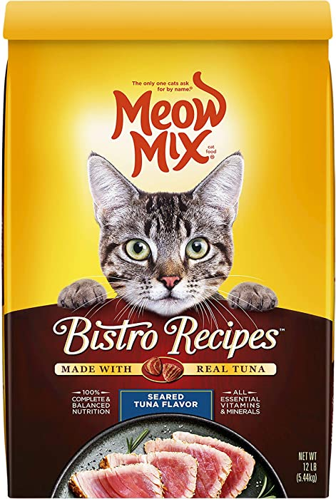 Top 10 Dry Cat Food Tuna
