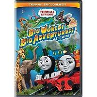 Thomas And Friends: Big World! Big Adventures!  The Movie