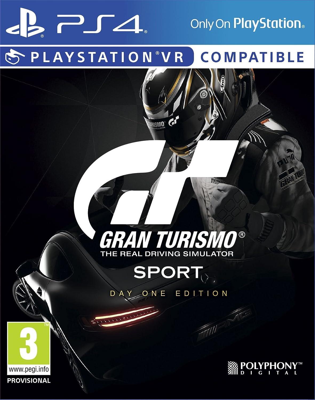 Gran Turismo Day One Edition PS4: Amazon.es: Electrónica