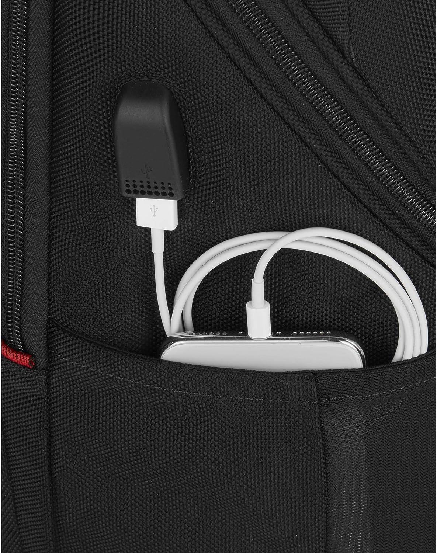 WENGER 605036 Sac /à dos pour Ordinateur portable//Tablette Gris