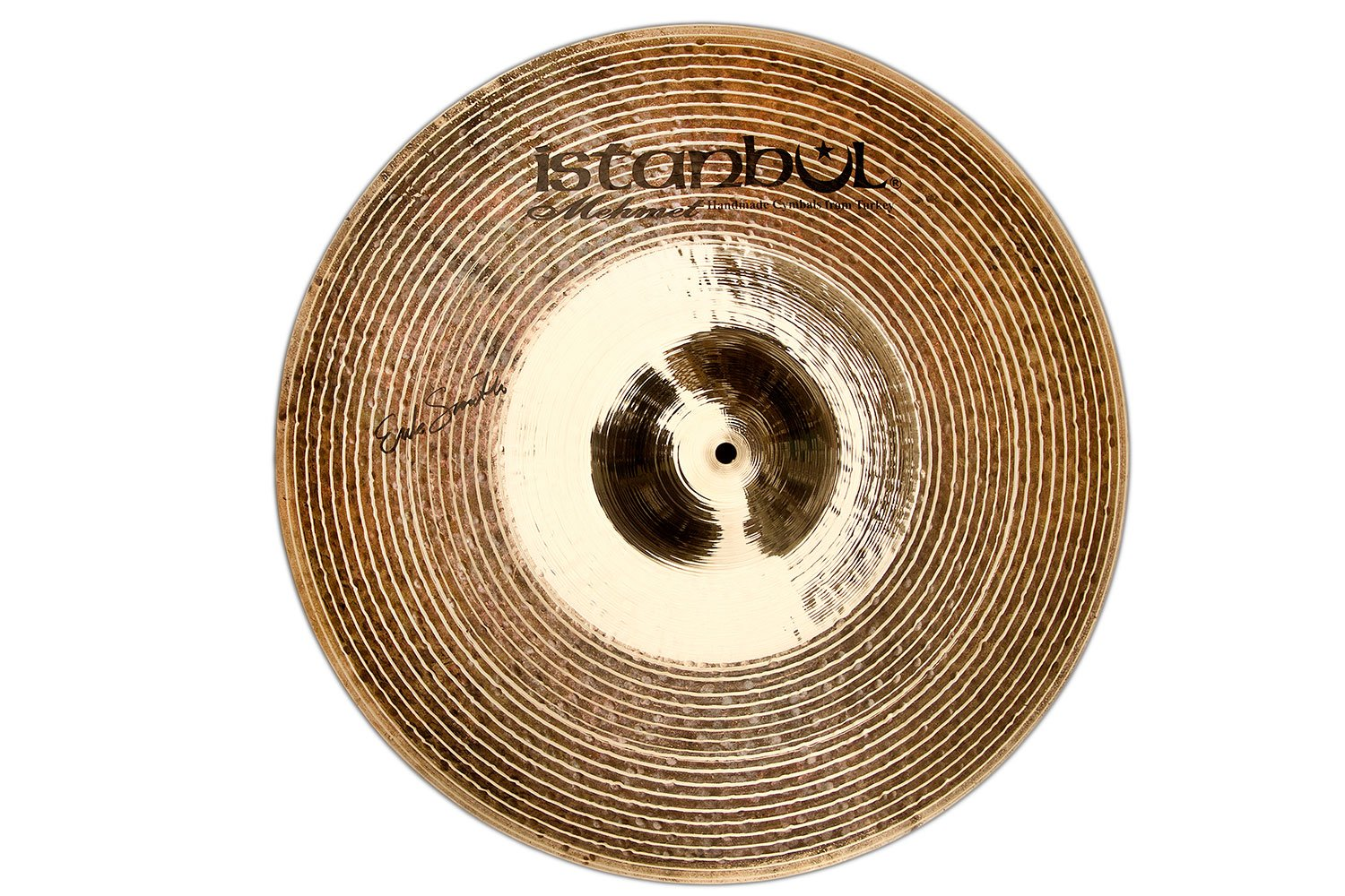 Istanbul Mehmet Cymbals Signature Series ES-RV22 Erik Smith Versa 22-Inch Ride Cymbal by Istanbul Mehmet Cymbals