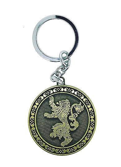 Gemelolandia Llavero Juego de Tronos Rounded Casa Lannister ...
