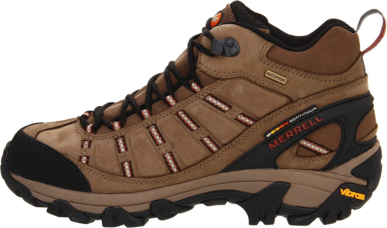 360af7854c1 Amazon.com | Merrell Men's Outland Mid Waterproof Boot | Hiking Boots