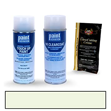 PAINTSCRATCH Alpine White Iii 300 for 2017 BMW 7 Series - Touch Up Paint Spray Can