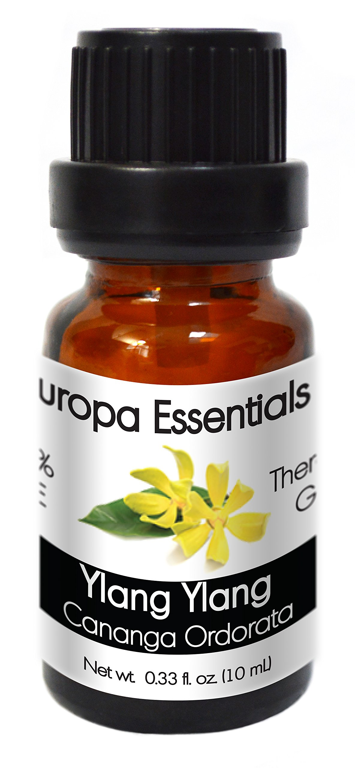 Amazon.com: Europa Essentials 100% Pure Therapeutic Grade Essential Oils, 36 Aromatherapy Scents Collection – Ylang Ylang, 10ml: Health & Personal Care