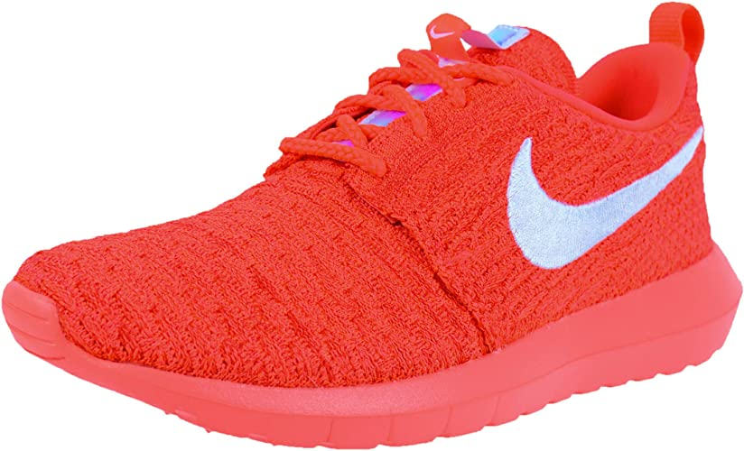 parità ala principale  Amazon.com: Nike WMNS Roshe NM Flyknit Women 's Sneaker Green 843386 301:  Shoes