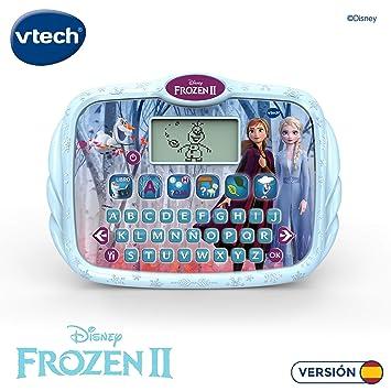 Amazon.es: VTech Frozen 2 Tablet (versión en español) (3480-517822)