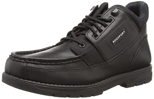 Rockport Treeline Hike Marangue, Men Ankle Boots, Black (Black), 7 UK