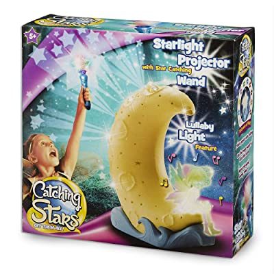 Fotorama Kids Catching Stars Game with Wand & Night Lamp Function, Multi (3077): Toys & Games [5Bkhe0203267]