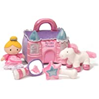 Deals on Baby GUND Princess Castle Stuffed Plush Playset 8-inch