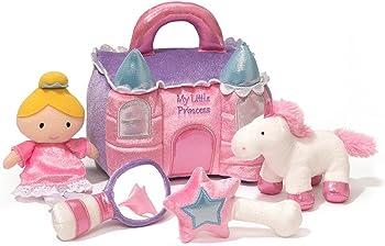 Princess Castle Stuffed Plush Playset