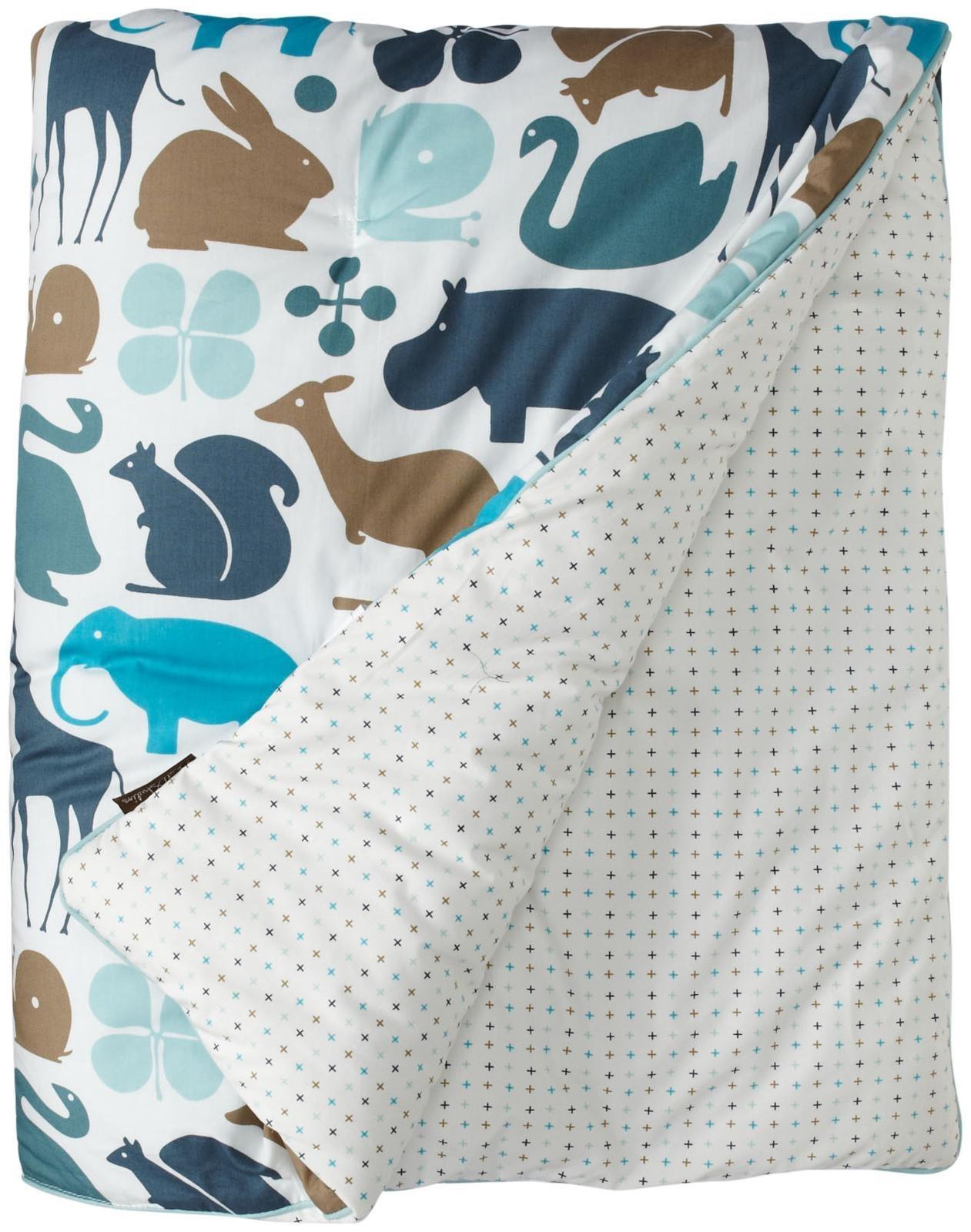 Gio Play Blanket- Aqua