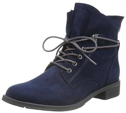 Marco Tozzi Damen 25100 Kurzschaft Stiefel, Blau (Navy 805), EU 37 EU 805), ... 54803e