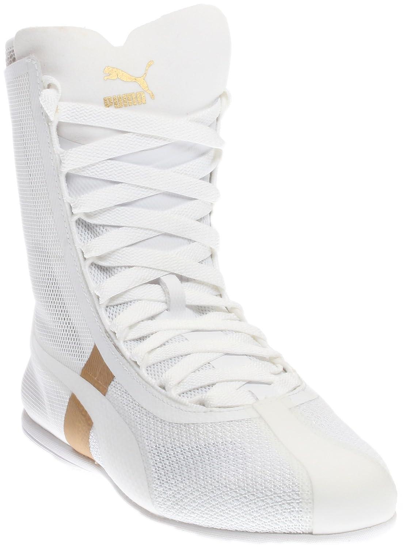 Puma Women's Eskiva Hi Evo Puma WhiteGold Ankle High