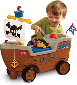 Little Tikes 2-in-1 Pirate Ship Toy