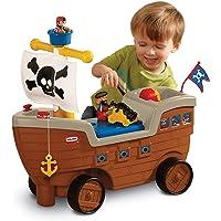 little tikes Piratenschiff-Rutscher 2-in-1