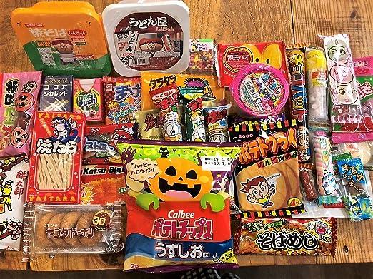 福袋 駄菓子屋さんのお菓子詰め合わせ(プレゼントに最適)1000,3000円相当 (2000円分)