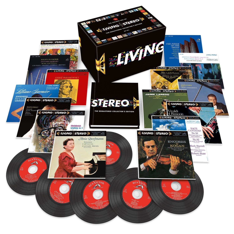Living Stereo Collection - Volume 3: Varios, Varios: Amazon.es: Música