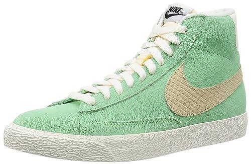 sale retailer dd05a 0705d Nike Men s Blazer MID PRM Vintage QS Poison Green 638322-301 (SIZE  8