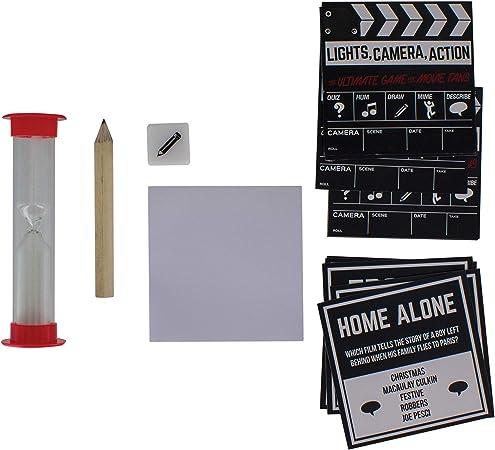 Paladone PP4746 - Juego de Luces para cámara de acción y Regalo, Ideal para Familia, Amigos, cumpleaños y Navidad: Amazon.es: Juguetes y juegos