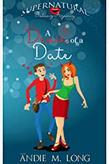 A Devil of a Date (Supernatural Dating Agency Book 2) Kindle Edition