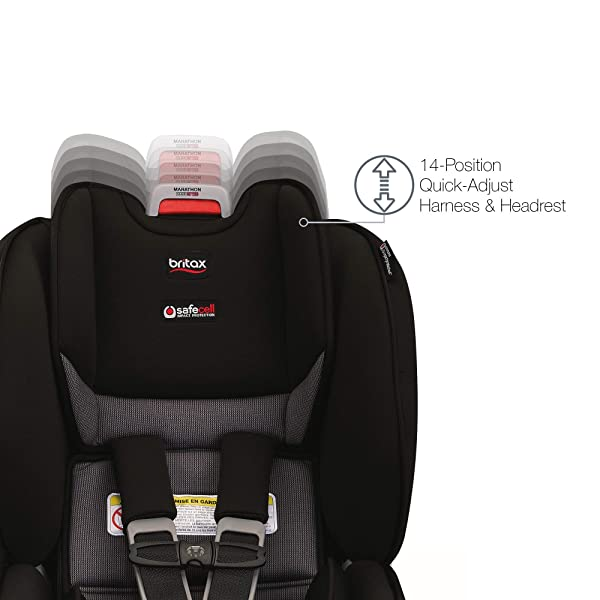 Britax Marathon ClickTight Convertable Car Seat Review