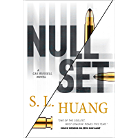 Null Set: A Cas Russell Novel (English Edition)