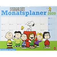 Peanuts Monatsplaner 2020 44x34cm