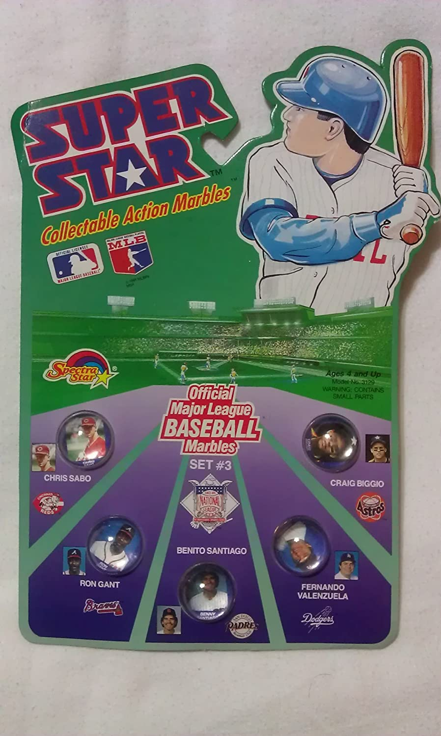 Amazoncom Major League Baseball Super Star Collectible Action