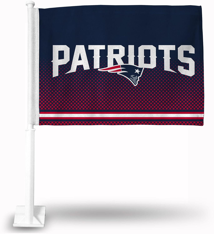 Rico Industries NFL Fan Shop Car Flag including Pole