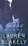 One More Night (Seductive Nights: Julia & Clay Book 3)