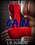 Cain: a fighter romance: Paradise Duet 2