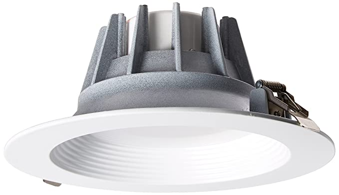 Morris 72627 LED Recessed Lighting Retrofit Kit 8 25W 4000K Baffled