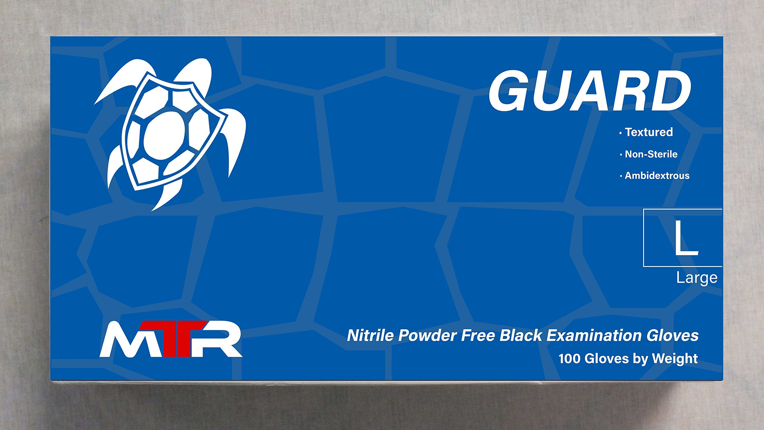 MTR Guard Nitrile Gloves Pack of 1000 (XS)