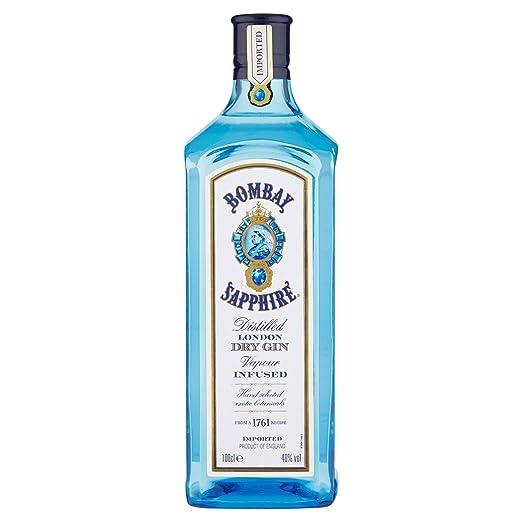 8 opinioni per Bombay Sapphire London Dry Gin 100 Cl