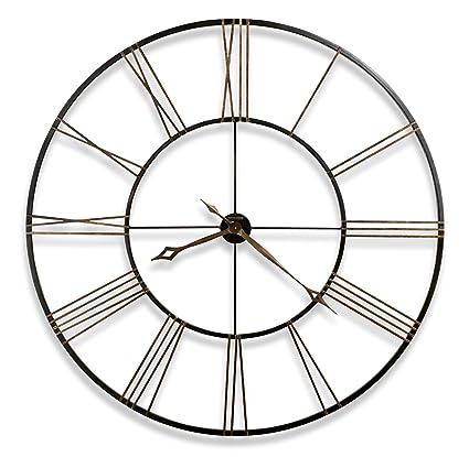 Amazon Com Howard Miller 625 406 Postema Gallery Wall Clock Home