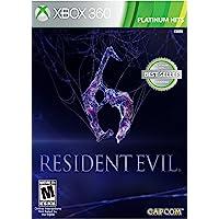 Resident Evil 6 - Xbox 360 - Standard Edition