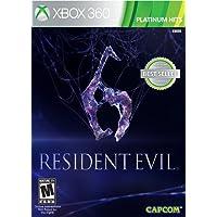 Resident Evil 6 - Xbox 360 - Standard Edition (Platinum Hits Best Seller Awarded)