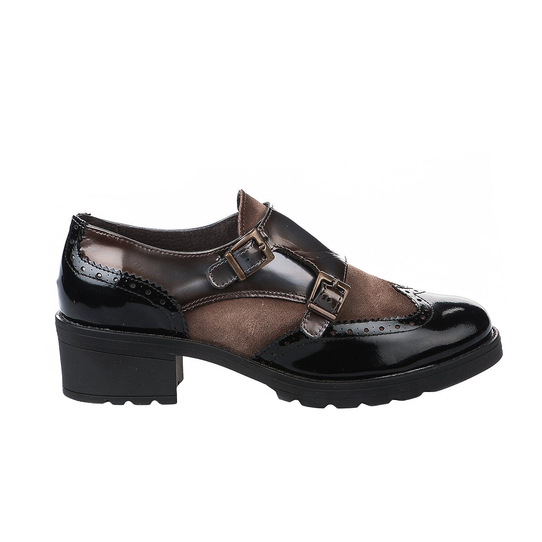 Chacal Chaussures à Marron Lacets B0761S86TX Femme à Marron Marron 2fa3d49 - piero.space