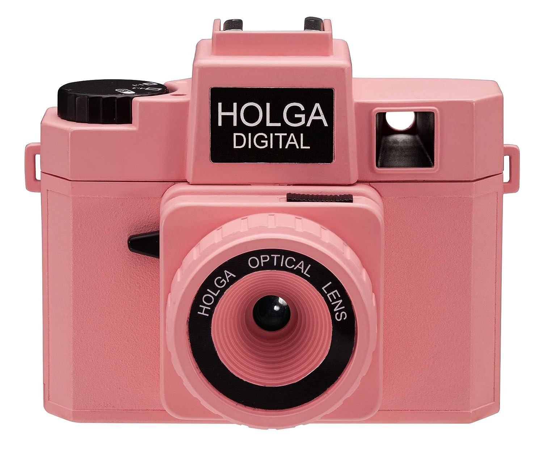 Amazon.com : Holga Digital Camera - Pink : Camera & Photo