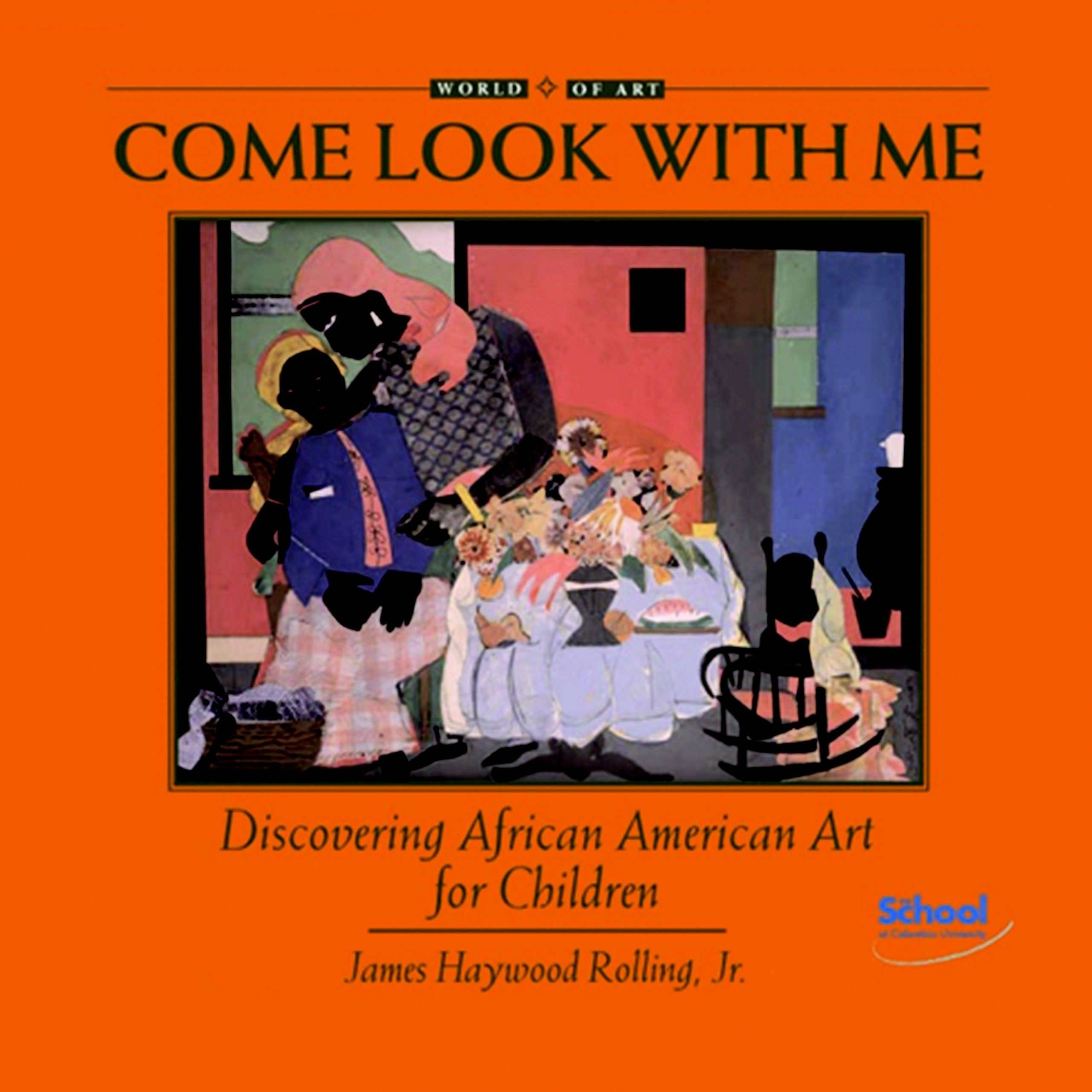 Discovering African American Art for Children (Come Look With Me) by Brand: Charlesbridge (Image #1)