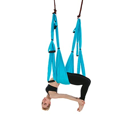 Yoga Swing, antena Ultra fuerte Antigravity yoga hamaca ...