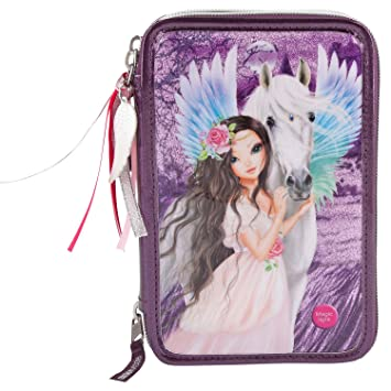 Top Model Fantasy Model 3 de estuche con compartimentos, LED ...