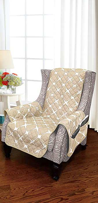 Top 10 Furniture Slipcover For Wing Back Recliner