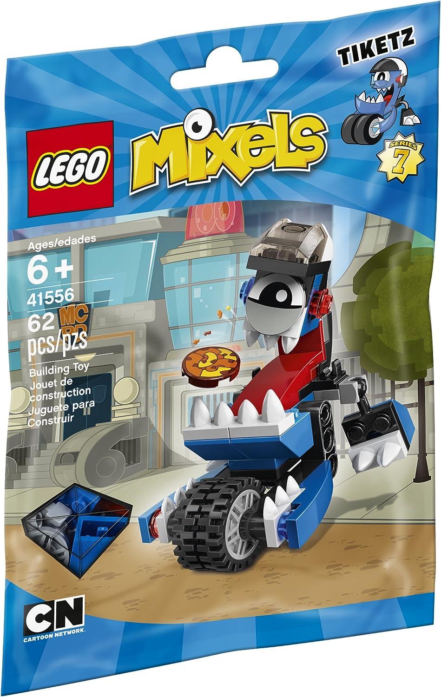 LEGO Mixels Mixel Tiketz 41556 Building Kit