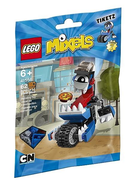 Amazon.com: LEGO Mixels Mixel Tiketz 41556 Building Kit: Toys & Games
