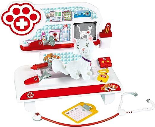 Imaginarium 92358 - Clínica veterinaria con accesorios y mascota ...
