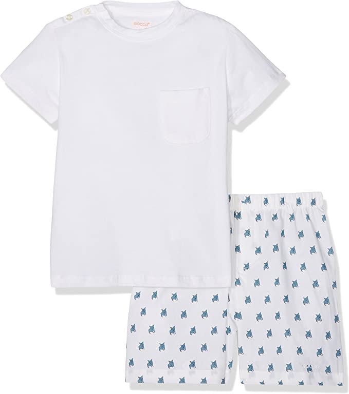 Gocco S72LPCNA501 Conjuntos de Pijama, Azul (Azul Viejo), 5-6 ...